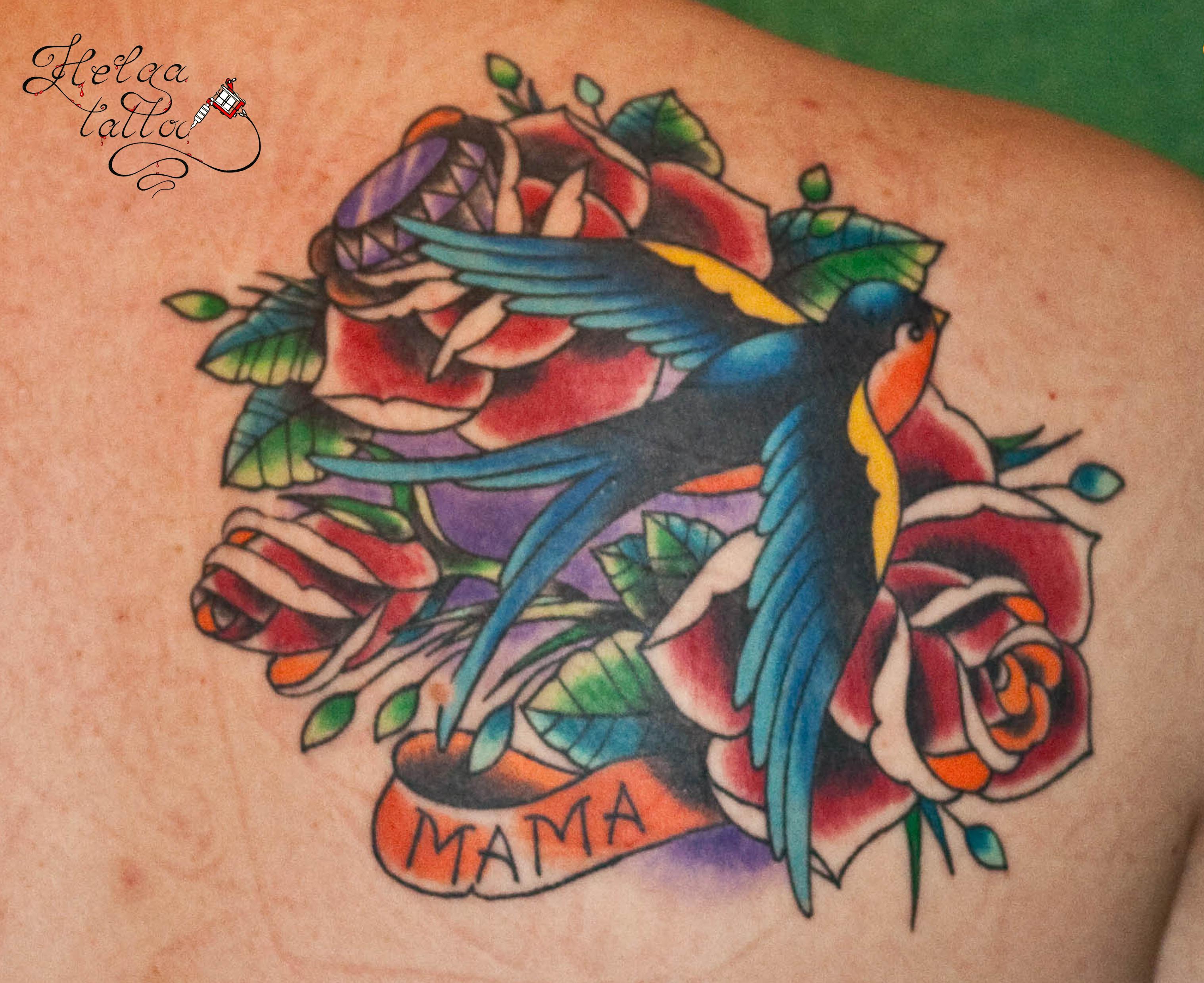 old school tattoo эскизы: