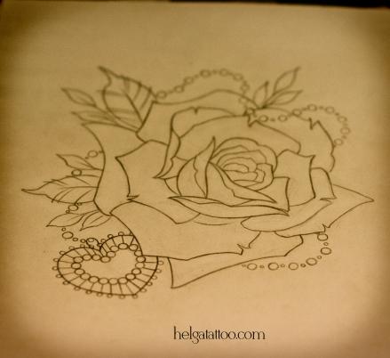 эскиз heart сердце медальон medallion рисунок дизайн скетч design sketch diseno old school neo traditional tattoo tatuaje тату в традиционном стиле традиция олд скул традишнл   цветная татуировка  в Санкт-Петербурге
